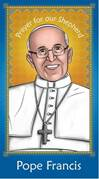 Prayer Card: Pope Francis