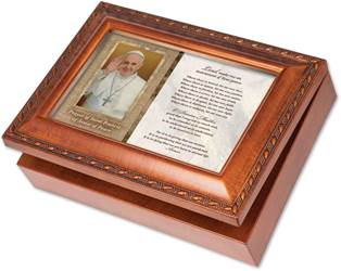 Pope Francis Music Box
