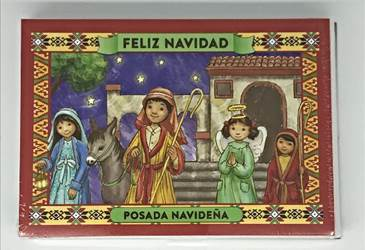 Posada Novidena Boxed Christmas Cards