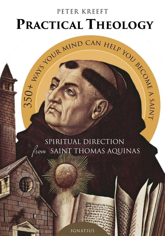 Practical Theology: Spiritual Direction from Saint Thomas Aquinas