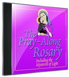 Pray Along Rosary (CD) With Mysteries Of Light