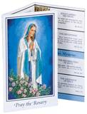 Pray The Rosary Pamphlet