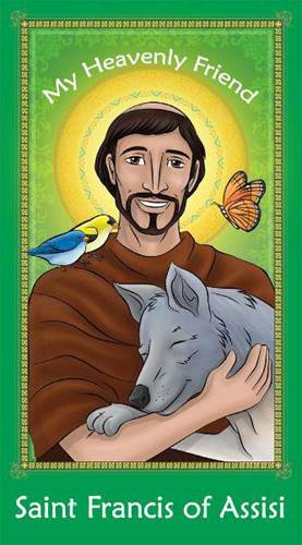 Prayer Card: St. Francis Of Assisi