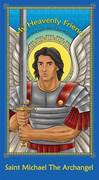 Prayer Card: St. Michael The Archangel