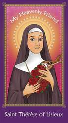 Prayer Card: St. Therese Of Lisieux