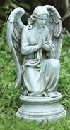 "Praying Angel 17.75"" Statue"