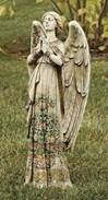 Praying Garden Angel