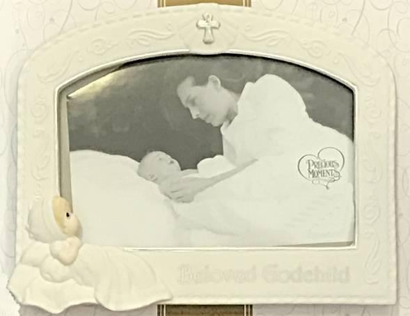Precious Moments Beloved Godchild Frame