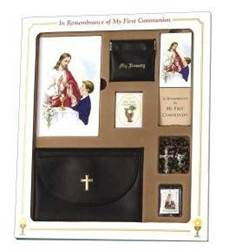Premier Boys Communion Gift Set