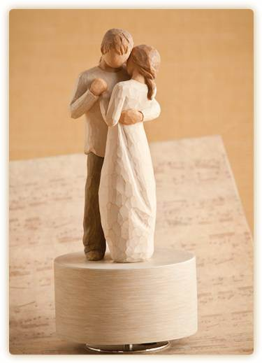 Willow Tree Promise Musical Figurine