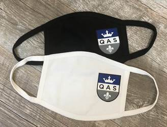 QAS 2-Ply Reusable Face Mask