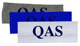 QAS Stretch Cotton Headband