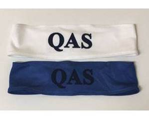 Queen of All Saints Performance Headband