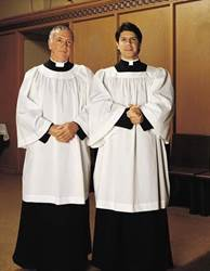RJ Toomey Liturgical Clergy Surplices