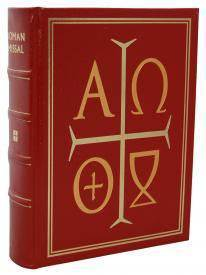 ROMAN MISSAL (DELUXE LEATHER CHAPEL EDITION)