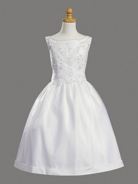 Rebecca First Communion Dress *ONLY ONE LEFT* - PT10249