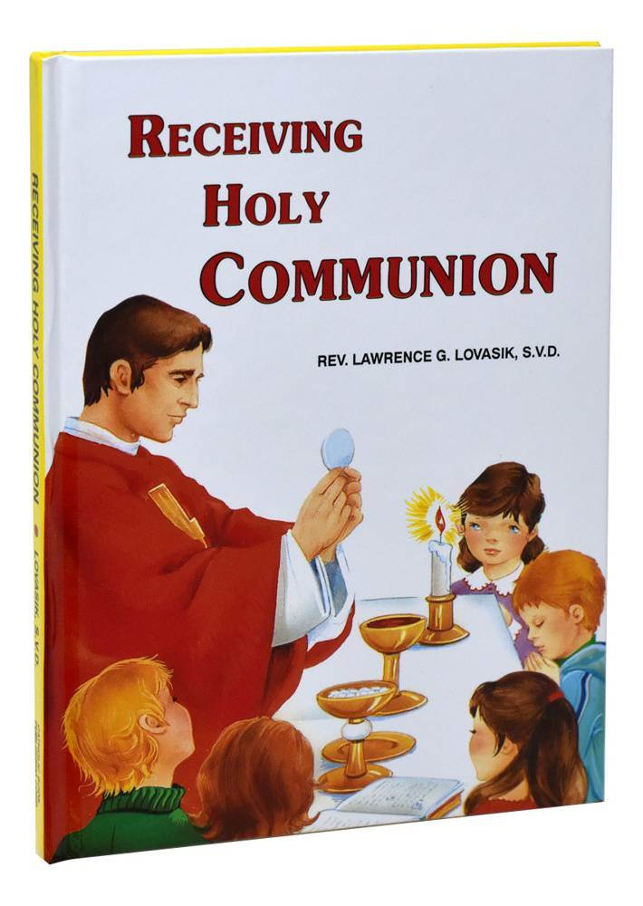 Receiving Holy Communion How To Make A Good Communion