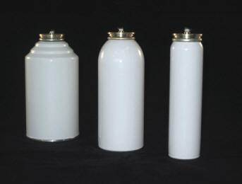 Refillable Can for Candle Shell