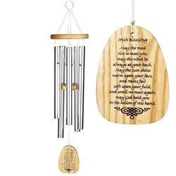 Reflections Wind Chime- Irish Blessing