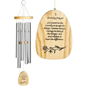 Reflections Wind Chime- Serenity Prayer