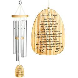 Reflections Wind Chime- The Lords Prayer