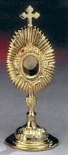 Reliquary Gold Plated