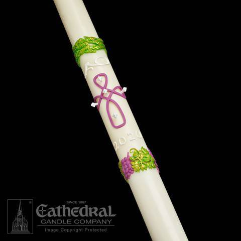 Remembrance™ Paschal Candle Paschal Candle, Easter Candle, Paschal, Easter, Cathedral Candle,Remembrance, eximious,Beeswax, candle, Beeswax candle, Easter Vigil, 79865040, 79865052, 79865045, 79865050, 79865060, 79865070, 79865080, 79865065, 79865085, 79865100, 79865090, 79865110, 79865150, 79865155, 7986565200, 79865180, 79865250