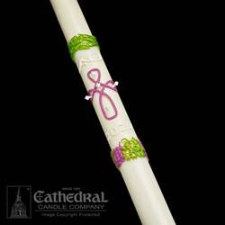 Remembrance Paschal Candle