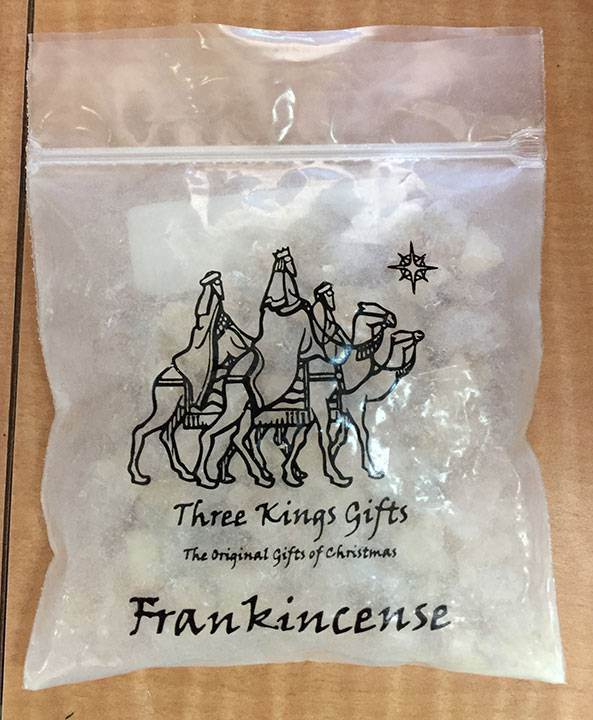 Replacement Frankincense Pouch