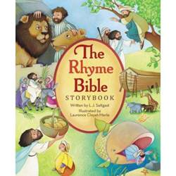 Rhyme Bible Story Book