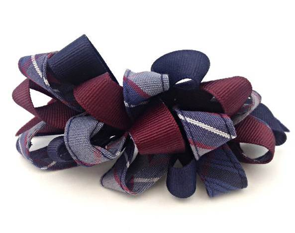 Ribbon Burst Bow #53