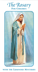 rosary pamphlet for children