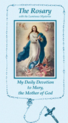 Rosary Pamphlet with the Luminous Mysteries