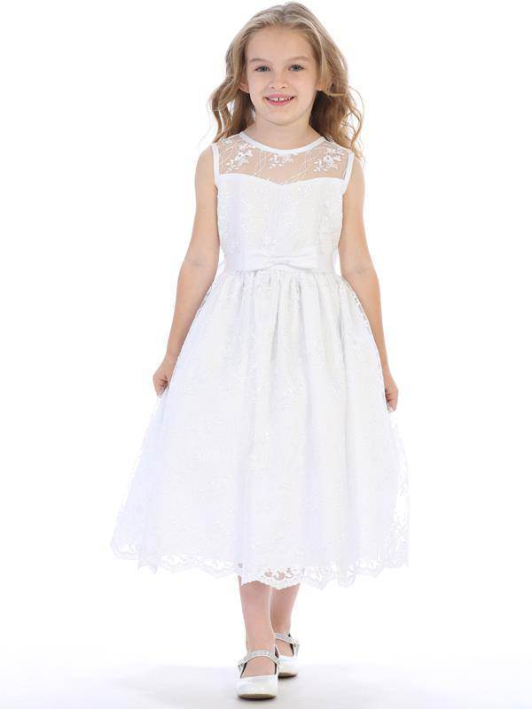 Amanda First Communion Dress - PT14107