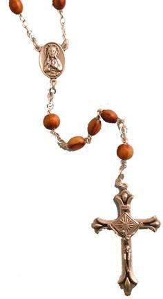 Rosewood Rosary