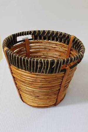 13Inch Round Overflow Collection Basket