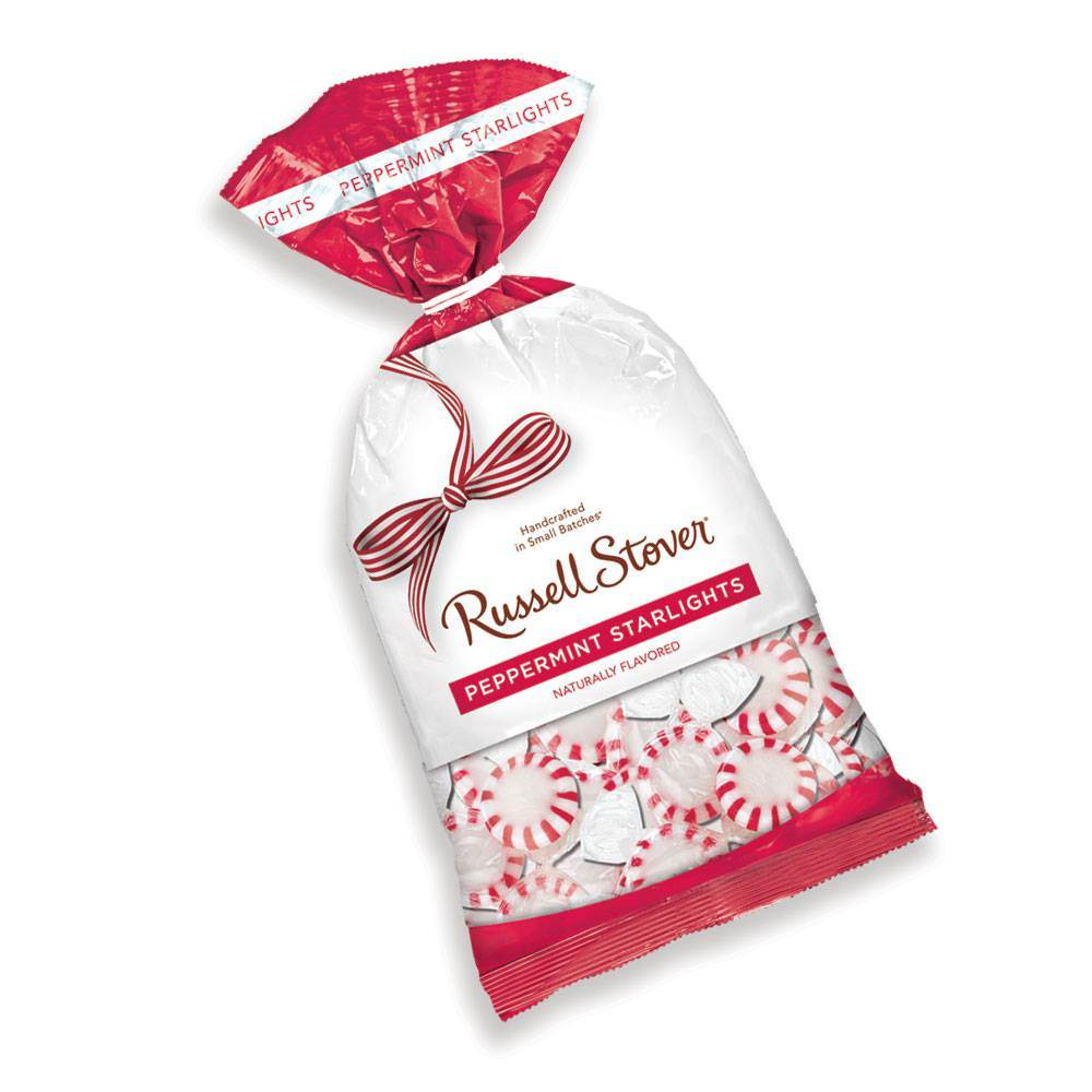 Russell Stover Peppermint Starlights