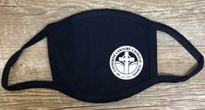 SCL 3-Ply Reusable Face Mask, Navy