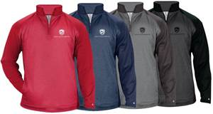 SJM Tonal Performance Quarter Zip *SPIRITWEAR*