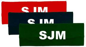 SJM STRETCH COTTON HEADBAND