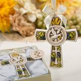 Sacramental Cross Keepsake Ornament
