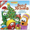 Saint Nicholas A Story of Joyful Giving Veggie Tales Book childrens book, board book, soft cover, hard cover, holiday book, nativity book, birth of christ book, younger book,