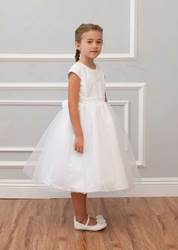 girls first communion dress