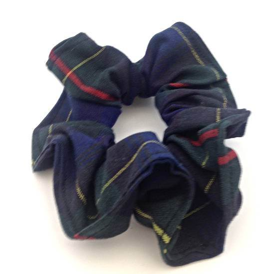 Scrunchie, #55 Plaid