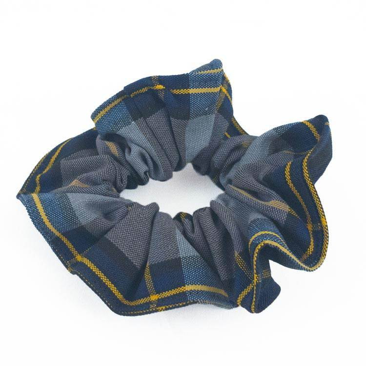 Scrunchie, Plaid #57