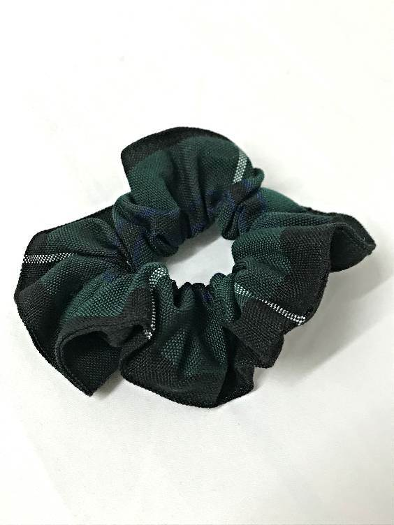 Scrunchie, Plaid #90 *WHILE SUPPLIES LAST*