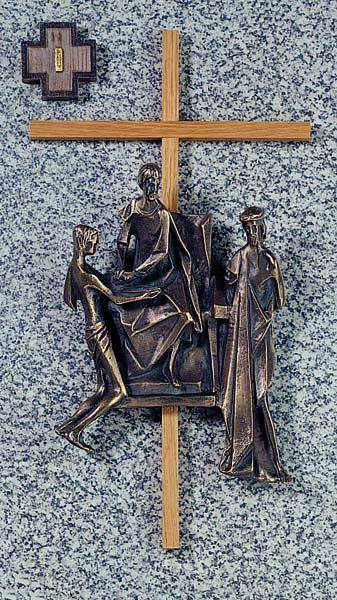 Set of 14 Stations of the Cross - DM1366