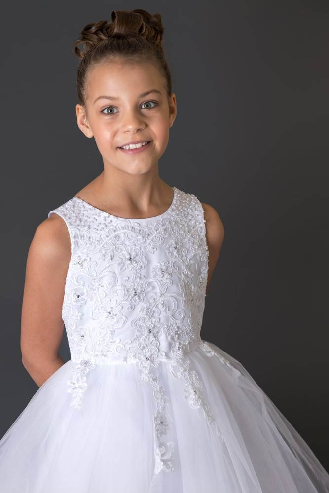 Shea First Communion Dress