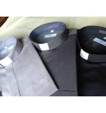 35135bf70e Short Sleeve Clergy Shirt