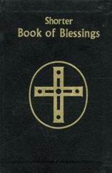 Shorter Book of Blessings blessings, book of blessings, nonmass prayers, 565/13